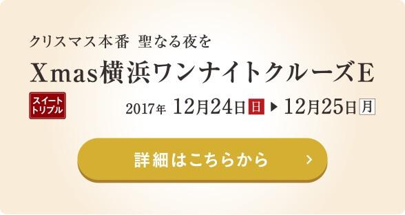 Xmas横浜ワンナイトクルーズE