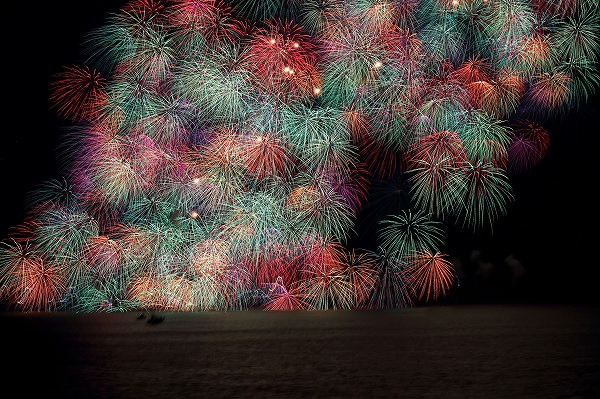 熊野大花火の画像