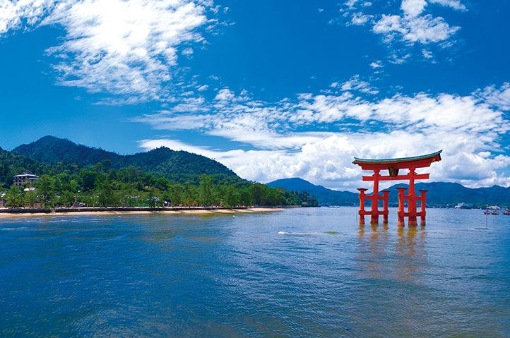 日本三景めぐり-広島・宮島