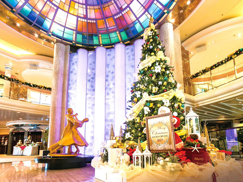 クリスマスムードたっぷりの3日間