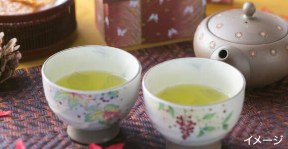 日本茶イメージ