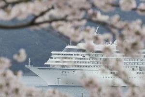春の名古屋・横浜ワンナイトクルーズ