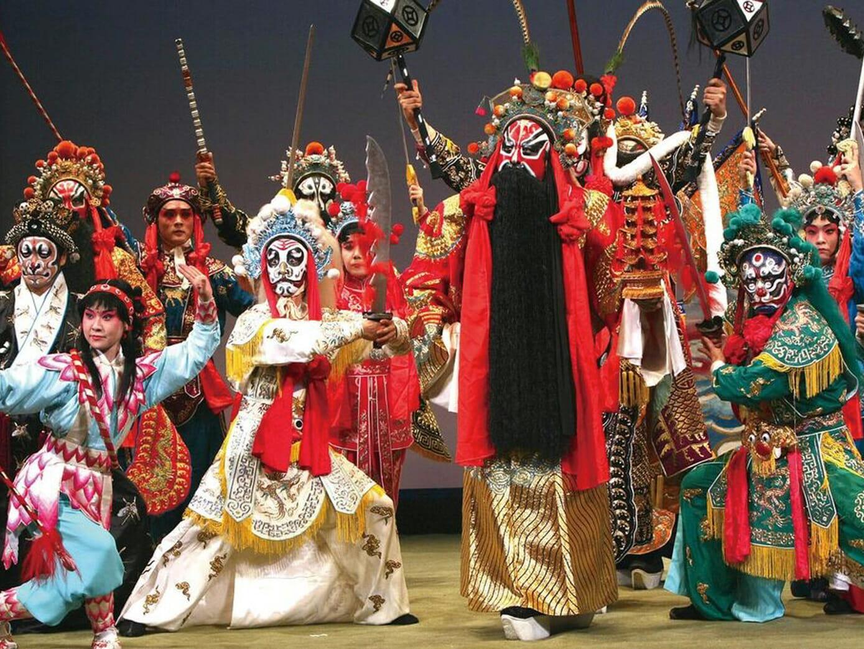 本格的な伝統京劇の世界を楽しむ<br>新潮劇院 特別公演<br>乗船区間(神戸~香港)