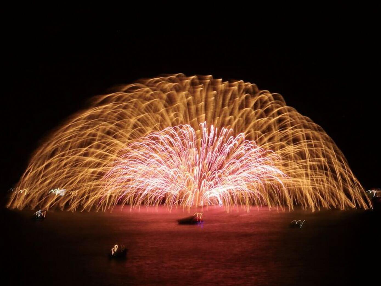 熊野大花火