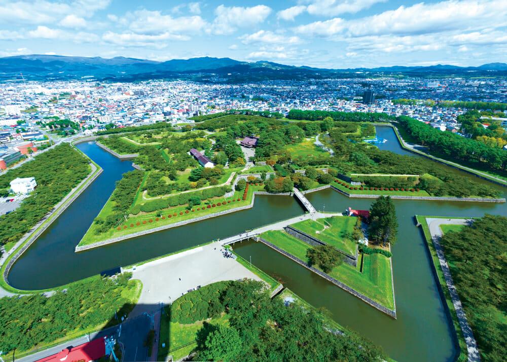 函館-開港160年-