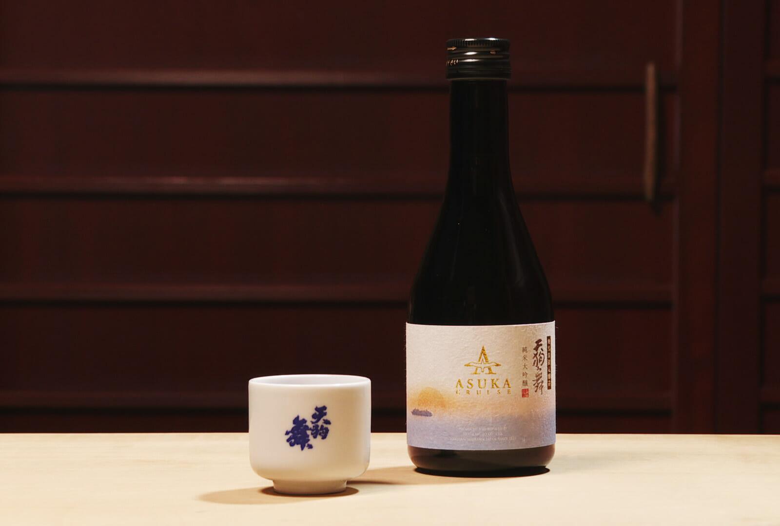 オリジナルの日本酒