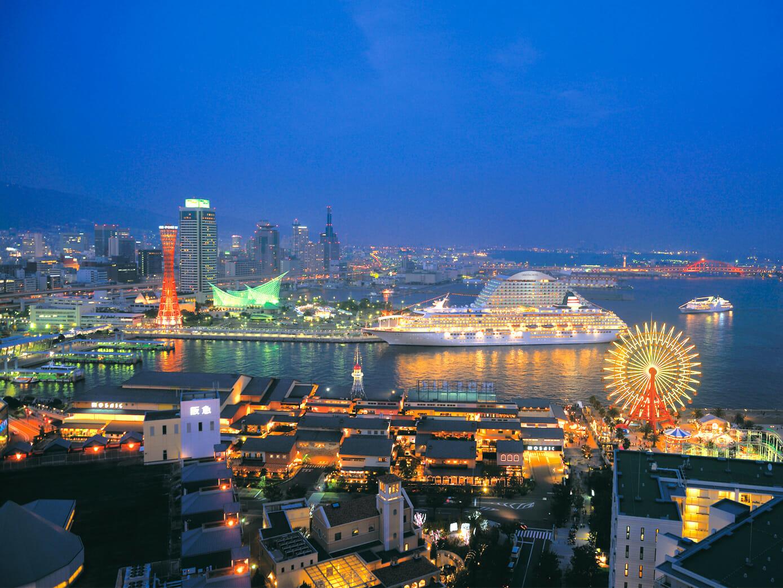 華麗なステージに心ときめく神戸のクリスマス