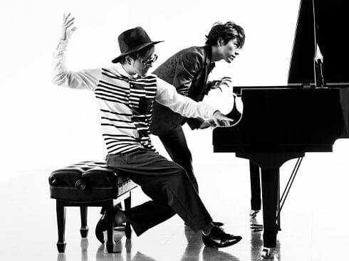 3/21 華麗な連弾で魅せるピアノデュオ『鍵盤男子』 スペシャルステージ