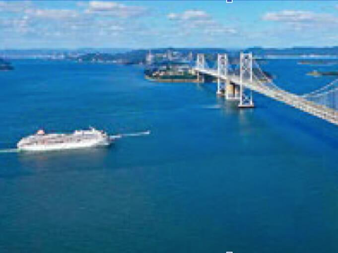 9/24 名橋と多島美が織りなす瀬戸内海クルージング