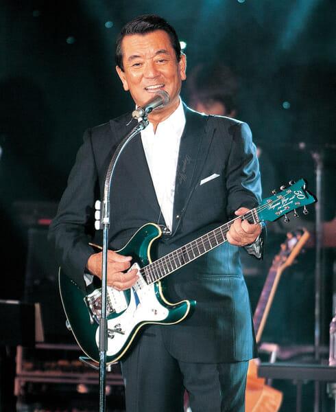 7/21 デビュー 60周年、輝き続ける名曲と人柄あふれるトークを船上で!<br>加山雄三スペシャルコンサート