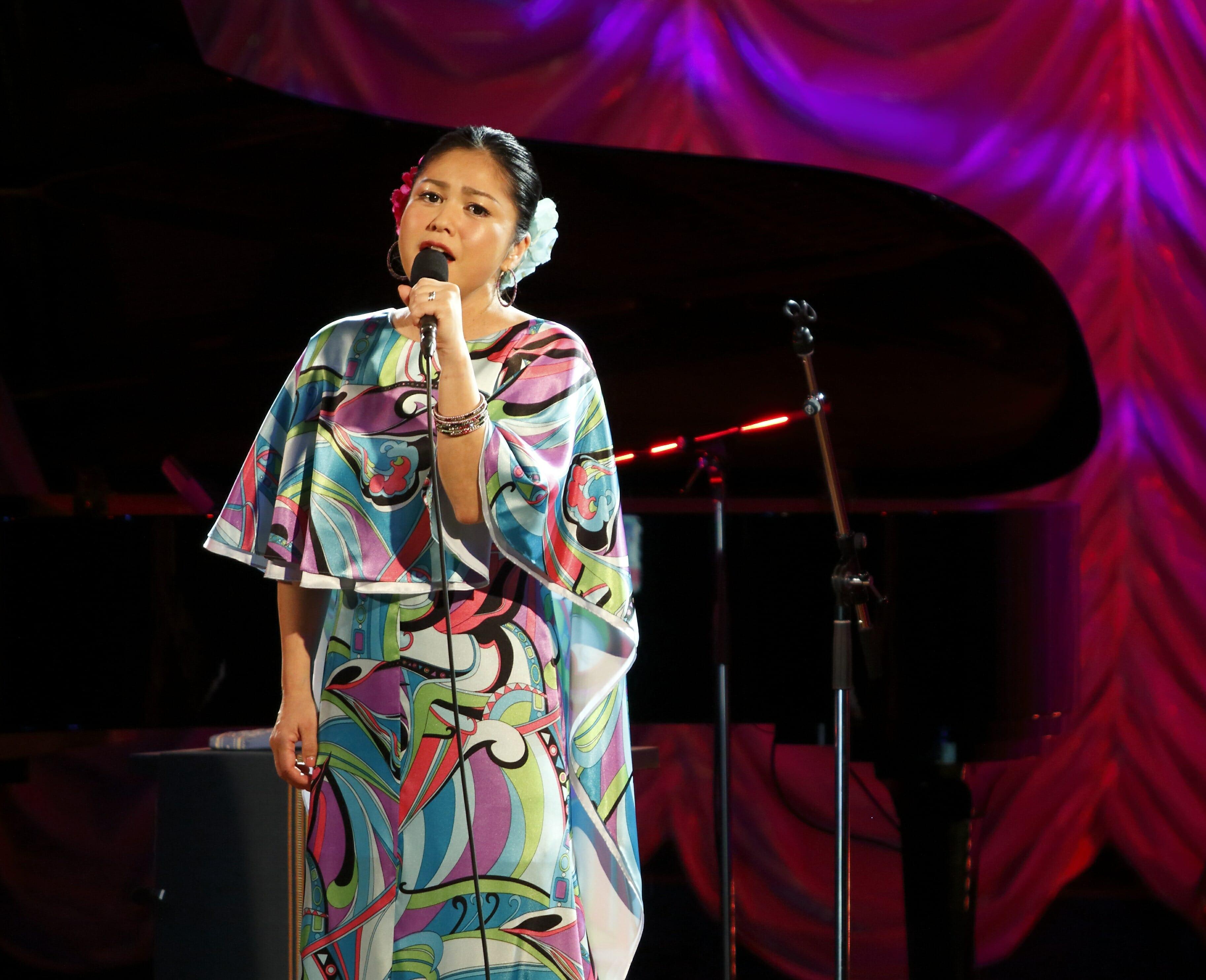 9/13 心に染み入る凛とした歌声 夏川りみスペシャルステージ