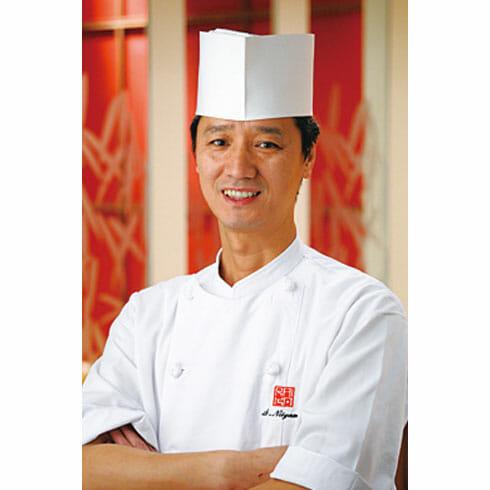 ゲストシェフ(中国料理)<br>礼華 新山重治シェフ