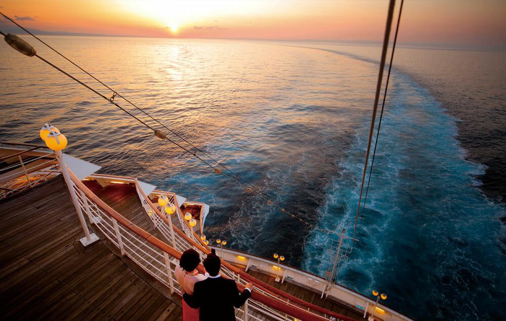 船旅を気軽に楽しめる