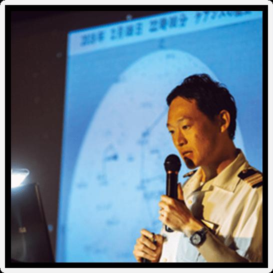 2021年 オセアニアグランドクルーズ On Board 星空観測会