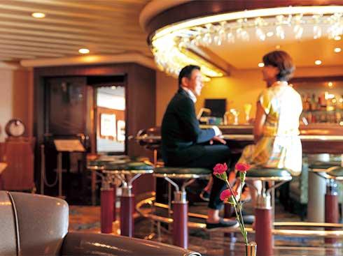 Blue Note Tokyo x 飛鳥Ⅱ 初のコラボレーション!<br>船内のいたるところで、ジャズを心ゆくまで