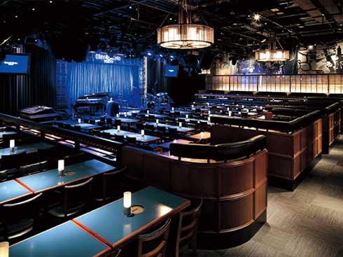 ニューヨーク発祥名門ジャズクラブの世界がそのまま船上に<br>Blue Note Tokyo presents スペシャルステージ