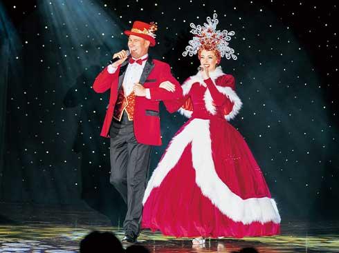 思い出に残るクリスマスショー