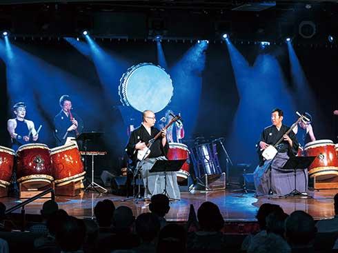 日本伝統芸能 十八番座 スペシャルステージ