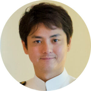 飛鳥Ⅱ アシスタントホテルマネージャー 中谷内圭太