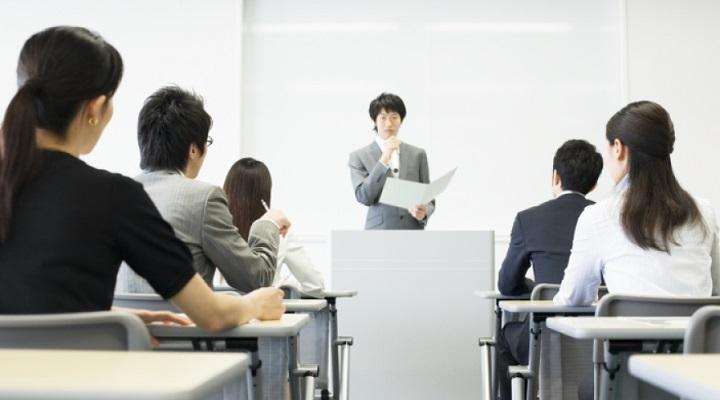 画像:株式会社ファーストキャリアの社内講師向け「トレーナーズ・トレーニング」