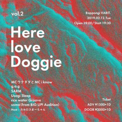 Here love Doggie