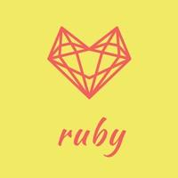 rubyのアイコン画像