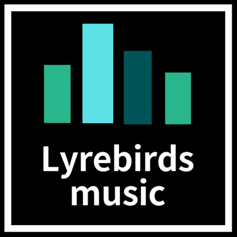 アイコン: Lyrebirds music