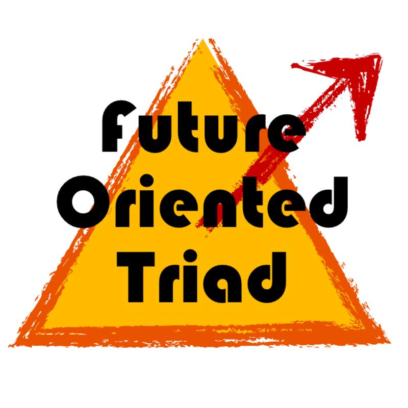 アイコン: 未来向きトライアド