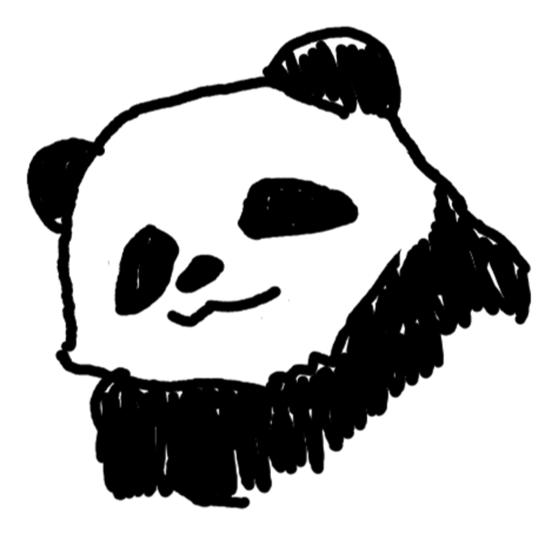 アイコン: パンダの中のパンダ