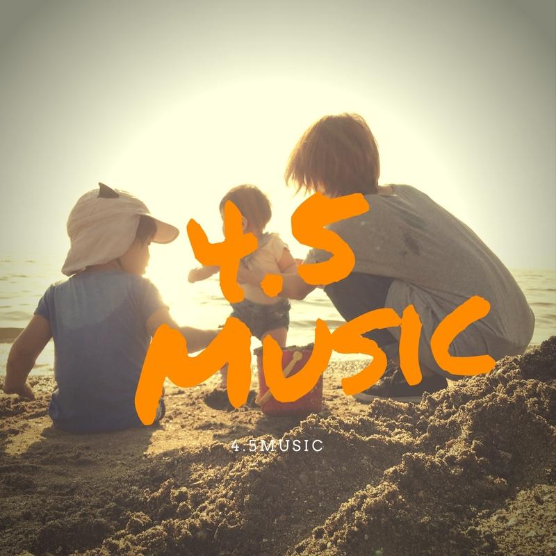 アイコン: 4.5Music