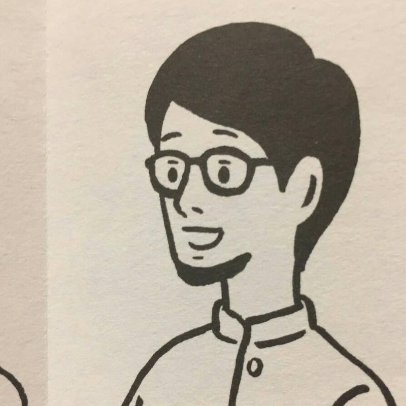アイコン: 左右田 靖大