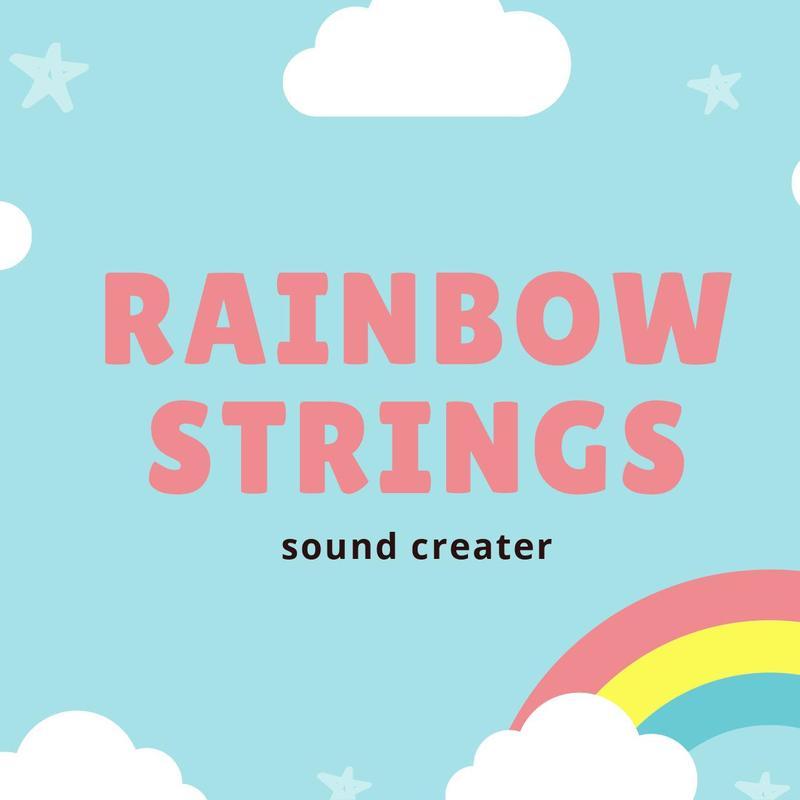 アイコン: RAINBOW STRINGS