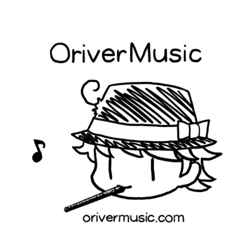 アイコン: OriverMusic