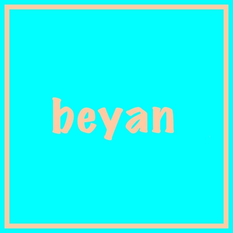 アイコン: beyan