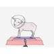 羊亭ピンクのアイコン画像