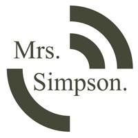 Mrs.Simpson.のアイコン
