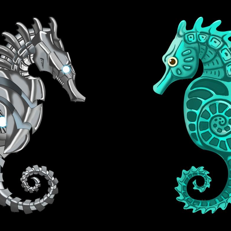 アイコン: seahorse