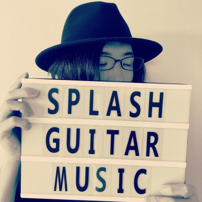 アイコン: Splash Guitar