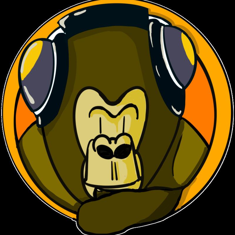アイコン: gorilla