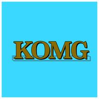 KOMGのアイコン