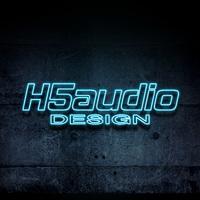 H5 audio DESIGNのアイコン