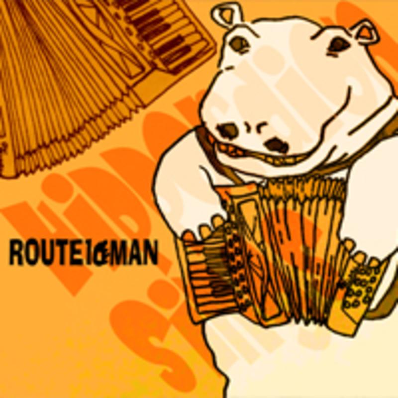 アイコン: route16man