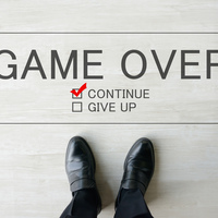 ゲームオーバーのイメージ