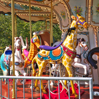 遊園地・テーマパークのイメージ