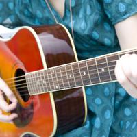 アコースティックギター(アコギ)のイメージ