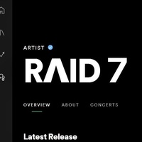 RAID7のアイコン画像