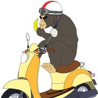BANANA SCOOTER'S(バナナスクーターズ)のアイコン画像
