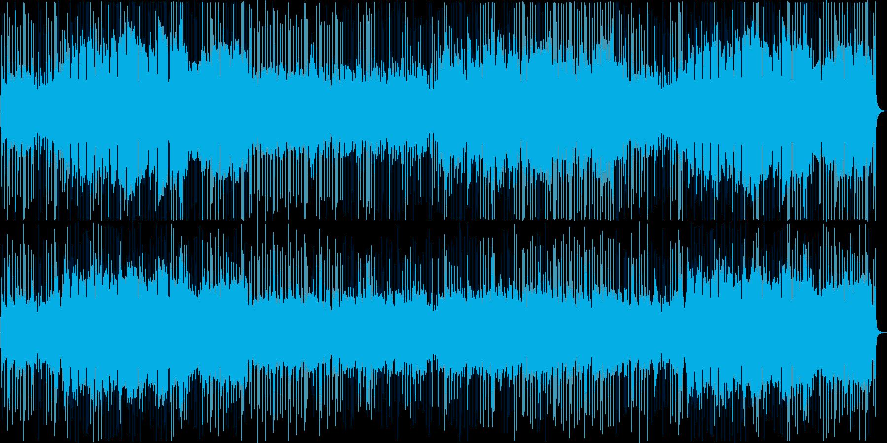再生済の波形