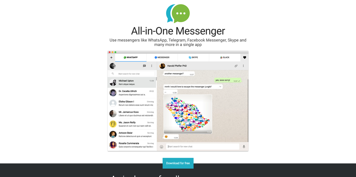 FireShot Capture 173 All in One Messenger https allinone im