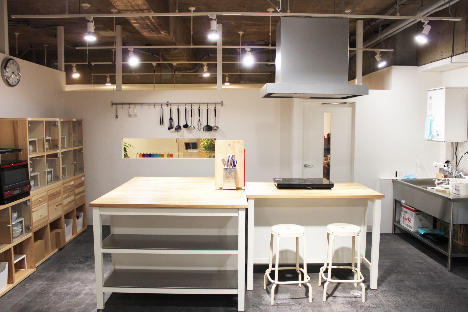 五反田 five レンタル キッチン